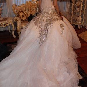 Sena Masoud Haute Couture Wedding Dresses